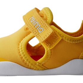 Reima Rantaan Sandals Kids, yellow